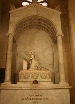 Tumba de Josefina Bonaparte