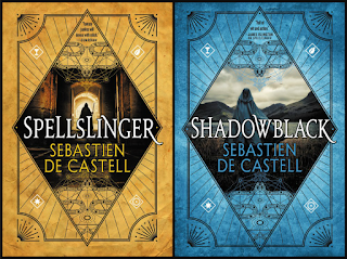 Thoughts on Spellslinger and Shadowblack by Sebastien de Castell