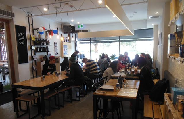 Leroy's Cafe, Newport