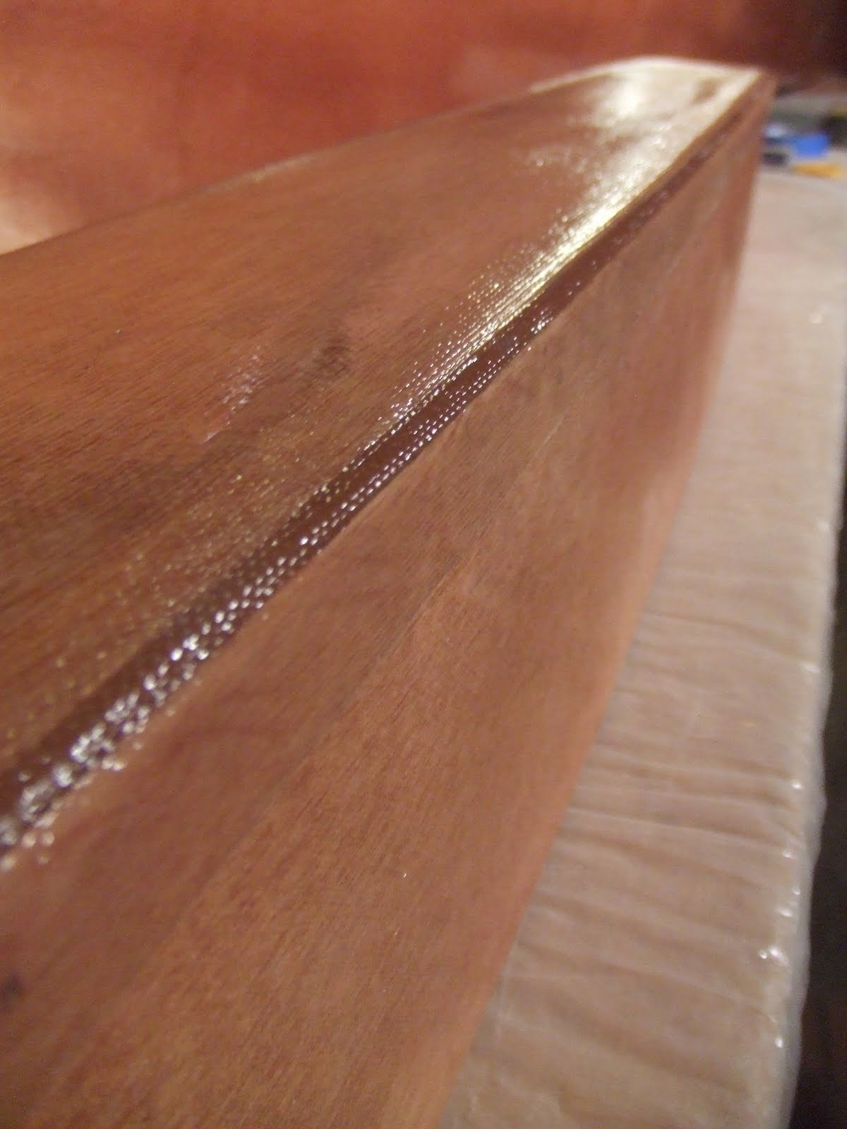 Crafting A Human Powered Boat Stabilizers Finished