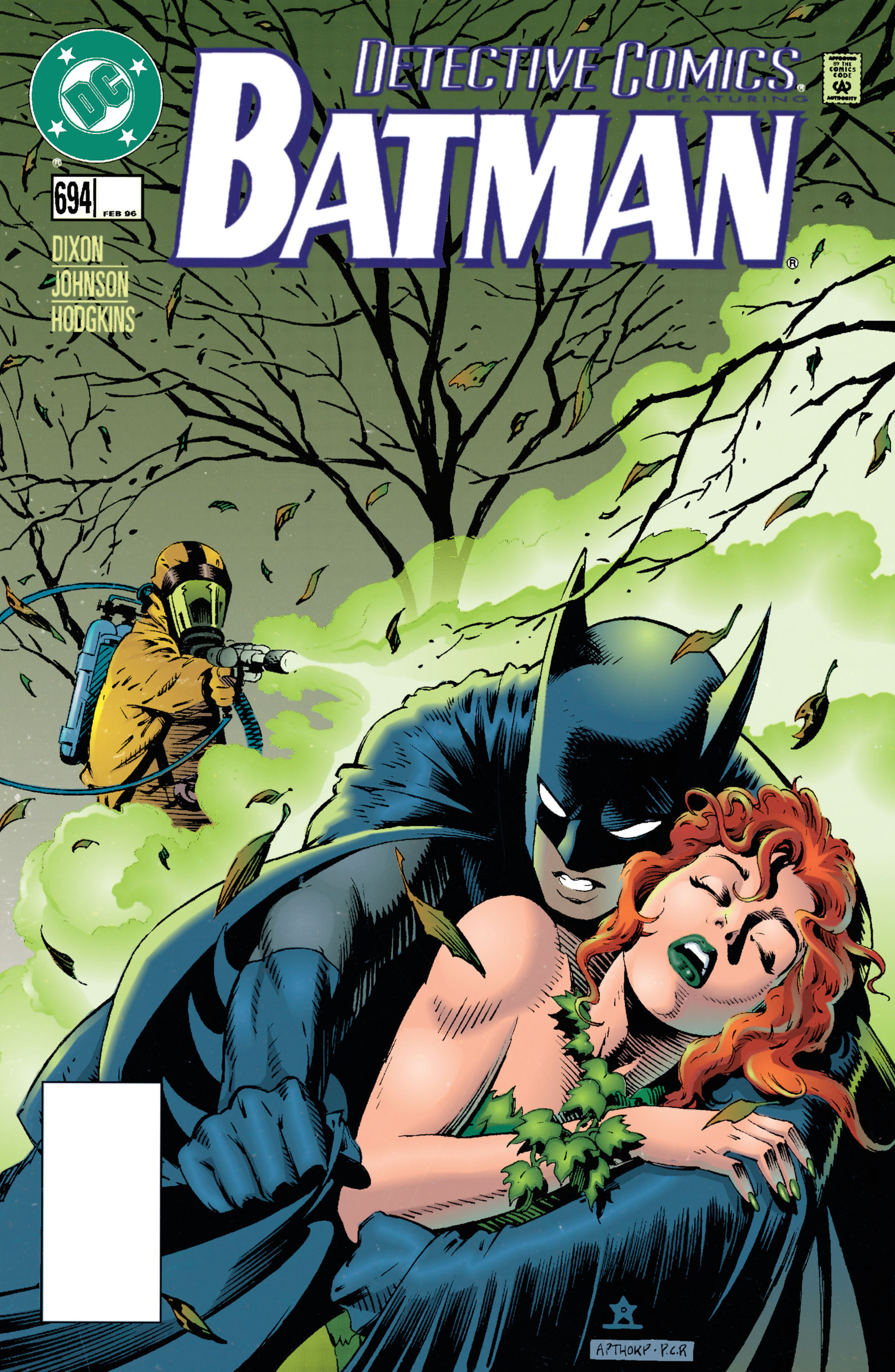 Detective Comics (1937) 694 Page 1