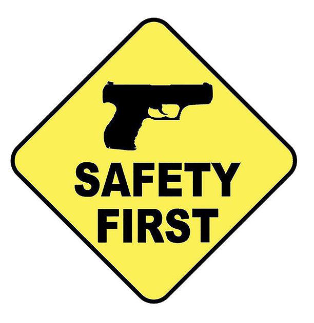 Sheriff Carter's Newsletter: Gun Safety