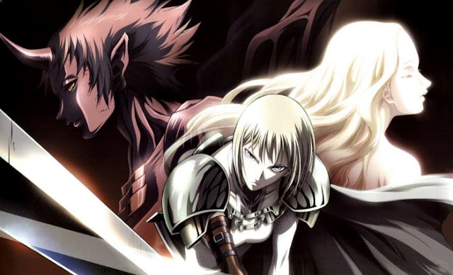 Anime Mirip Goblin Slayer - Claymore