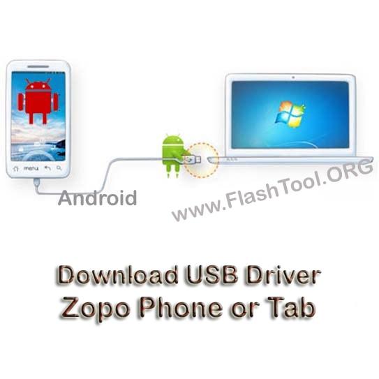 Download Zopo USB Driver