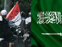 Dulu Dupidanakan Kini Bendera Tauhid Datang Dengan Penuh Kemuliaan, Anti Arab Bungkam