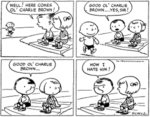 The Hall of Bad Dudes: Charles Schulz Was Kind of a Cruel