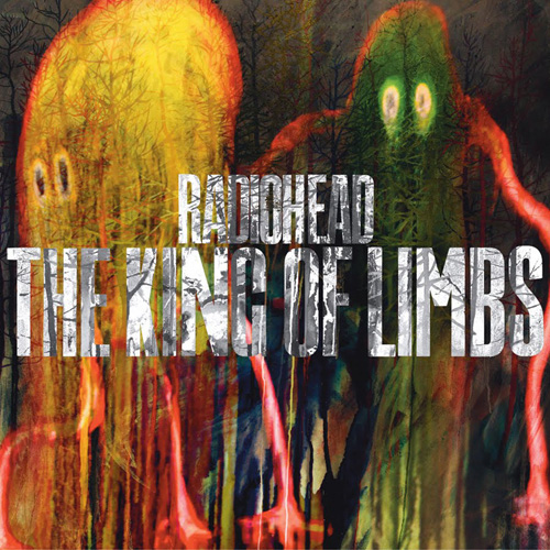 Albums Of The Year 2011 - Radiohead - The King Of Limbs