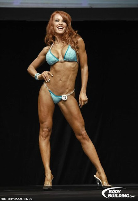 Veronique Morin - Female Fitness Models