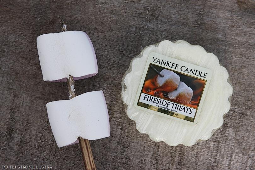 pianki marshmallow i wosk yankee candle