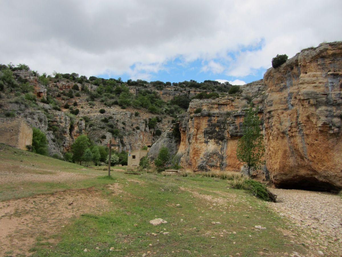 davidmalabarista 2.0: Corriendo por las Hoces del Rio Piedra