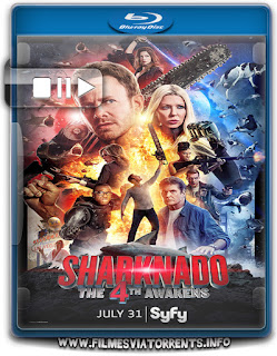 Sharknado: Corra Para o 4º Torrent