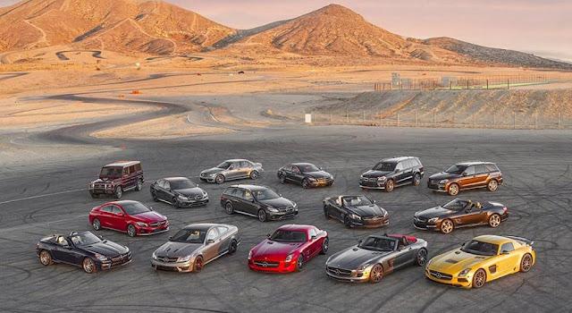 Bảng giá xe Mercedes 2020 tại thị trường Việt Nam