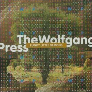 Avec The Wolfgang Press (Label 4AD, 1995, Londres)