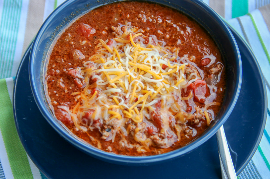 Quick Keto Chili Recipe Made in the Pressure Cooker #diet #keto