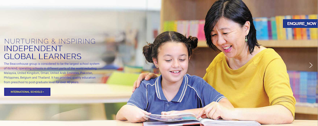 Beaconhouse: Nurturing & Inspiring Independent Global Learners