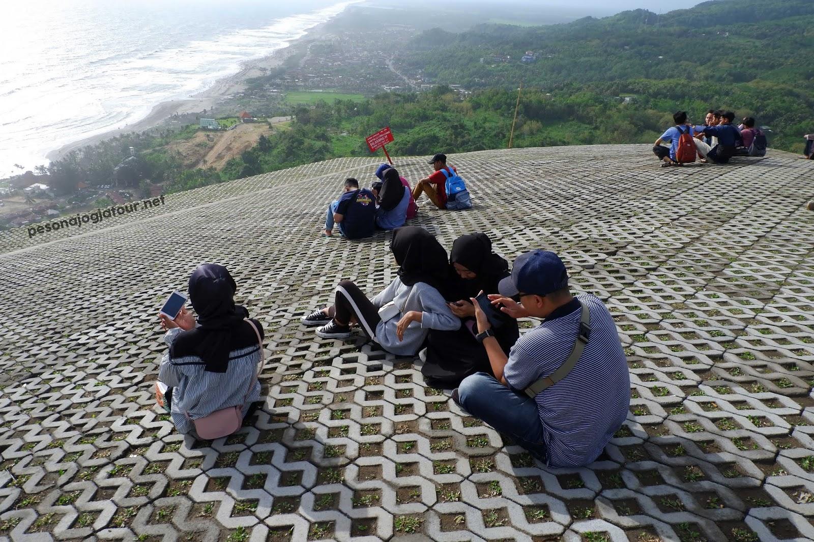 Bukit Paralayang Jogja