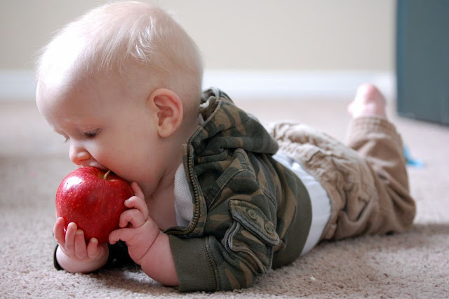 eating apple time, apple eating time