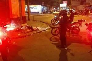 Guarda Municipal de Aracaju (SE) apreende 70 pedras de crack no Centro