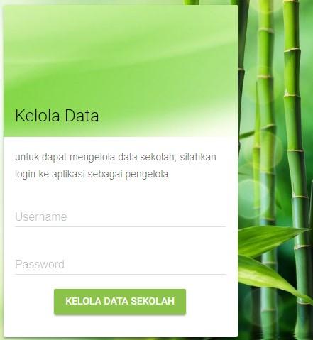 Cara Download Dan Cetak SPTJM Dapodik Terbaru Lengkap Dengan Gambar