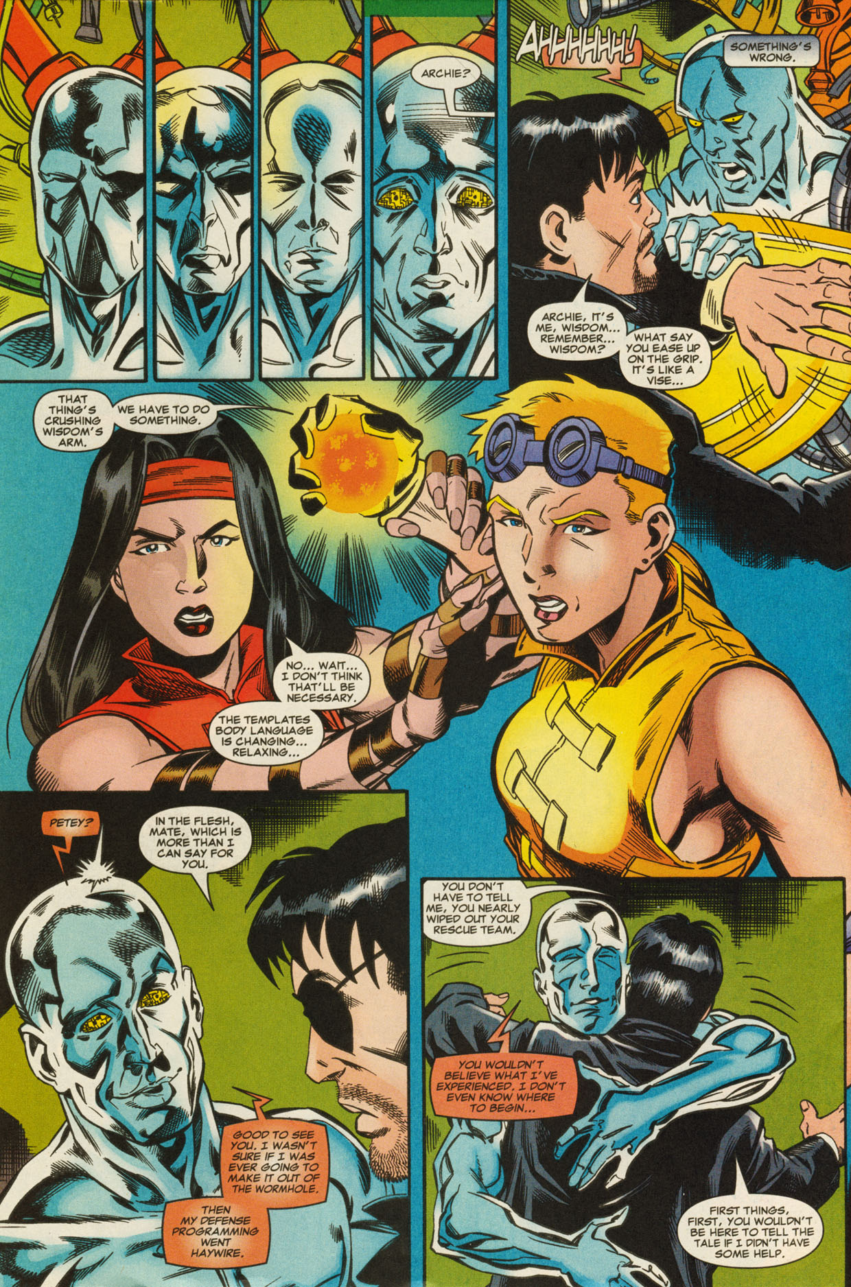 Read online X-Force (1991) comic -  Issue #95 - 29