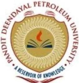 PDPU Asst. Civil Engineer Job