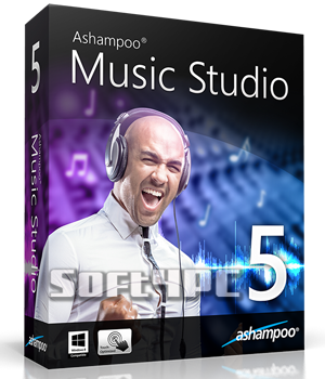 Ashampoo Music Studio 6.0.1.3 + Crack