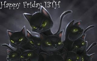 Пятница, 13: приметы и суеверия, интересные факты, стихи и юмор http://prazdnichnymir.ru/