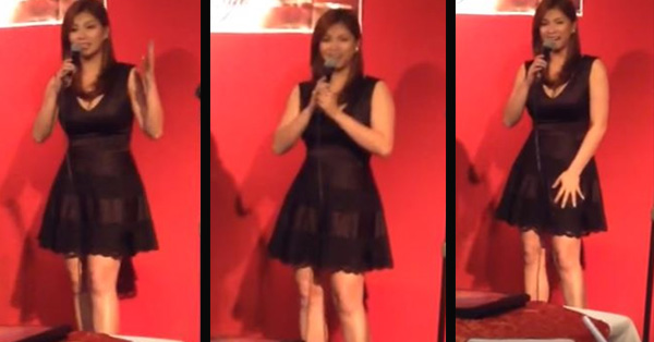 THROWBACK: Angel Locsin Gave A Heartfelt Message During Her Angels Christmas Party! WATCH IT HERE!