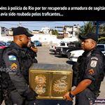 A operação policial que trouxe paz ao santuário