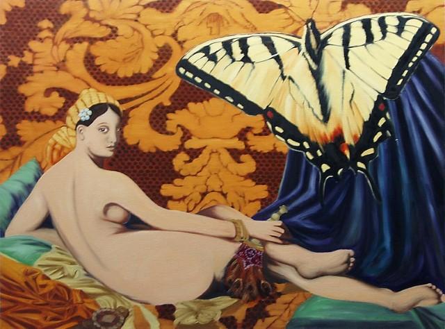 Изобразительное искусство Британии. Anne Bradford 4
