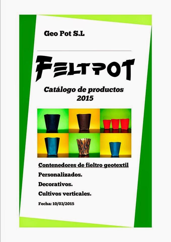 catálogo feltpot