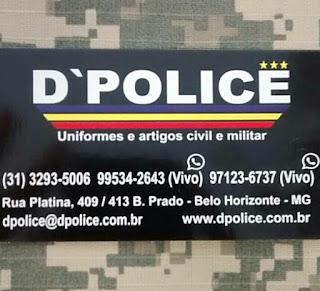 PROMOÇÃO DE UNIFORMES DO SISTEMA PRISIONAL MG