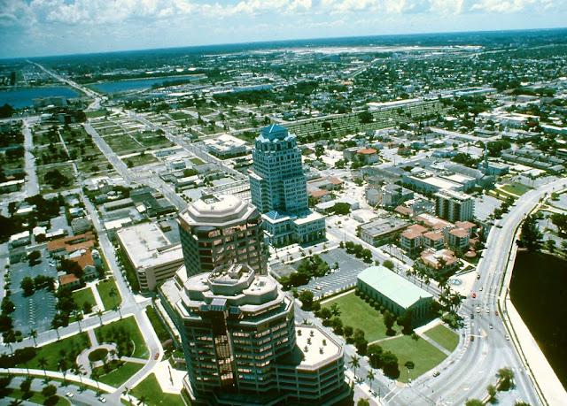 Regiões ao norte de Miami Beach