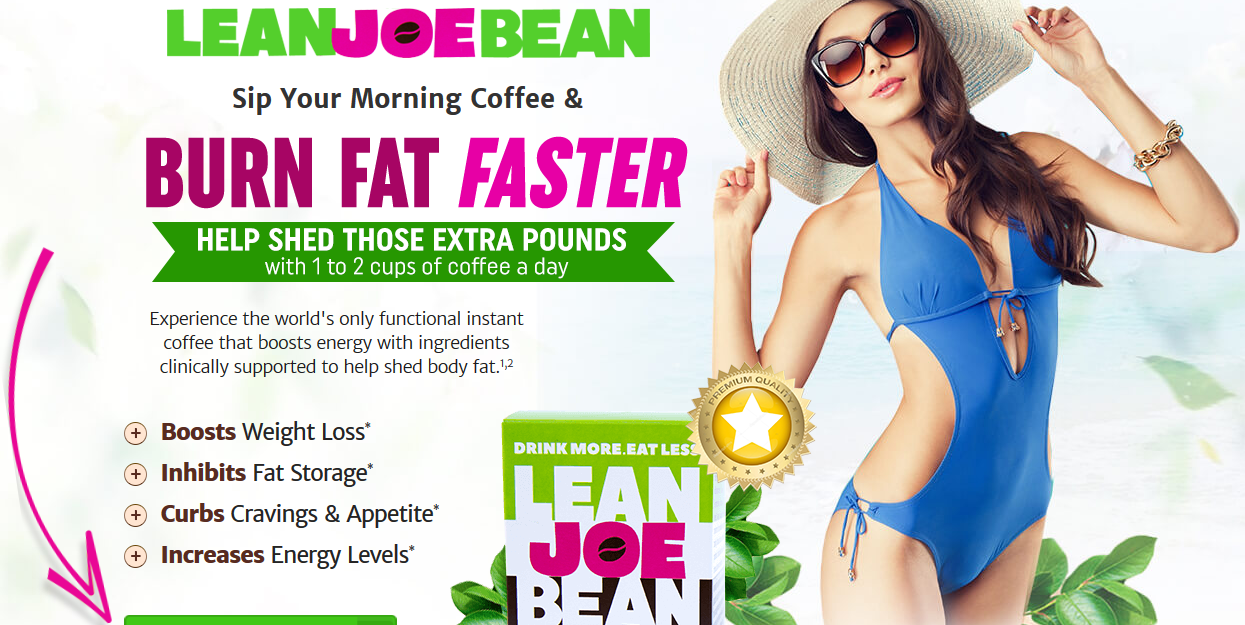 Lean Joe Bean Weight Loss Coffee