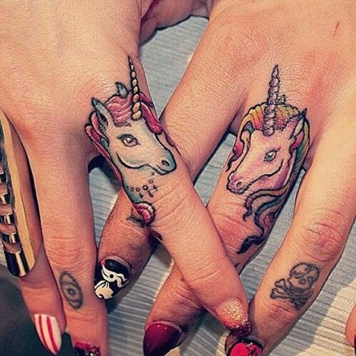 Unicornio magico e conhecido ligar