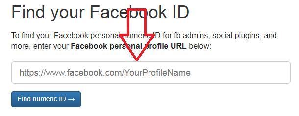 cách hack facebook bằng id 2018
