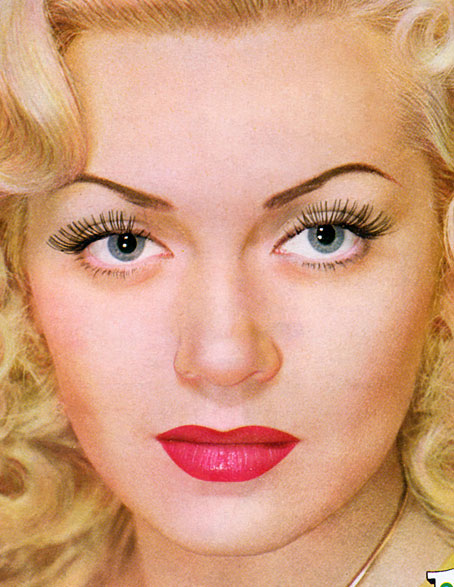 1940s Makeup Mac - Mugeek Vidalondon