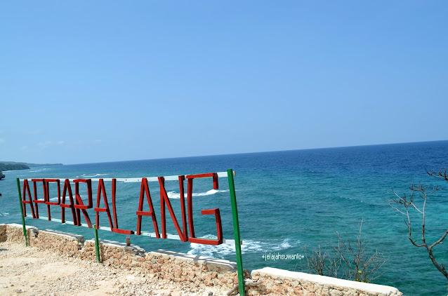 Pantai Tebing Apparalang, Wisata  baru Bulukumba