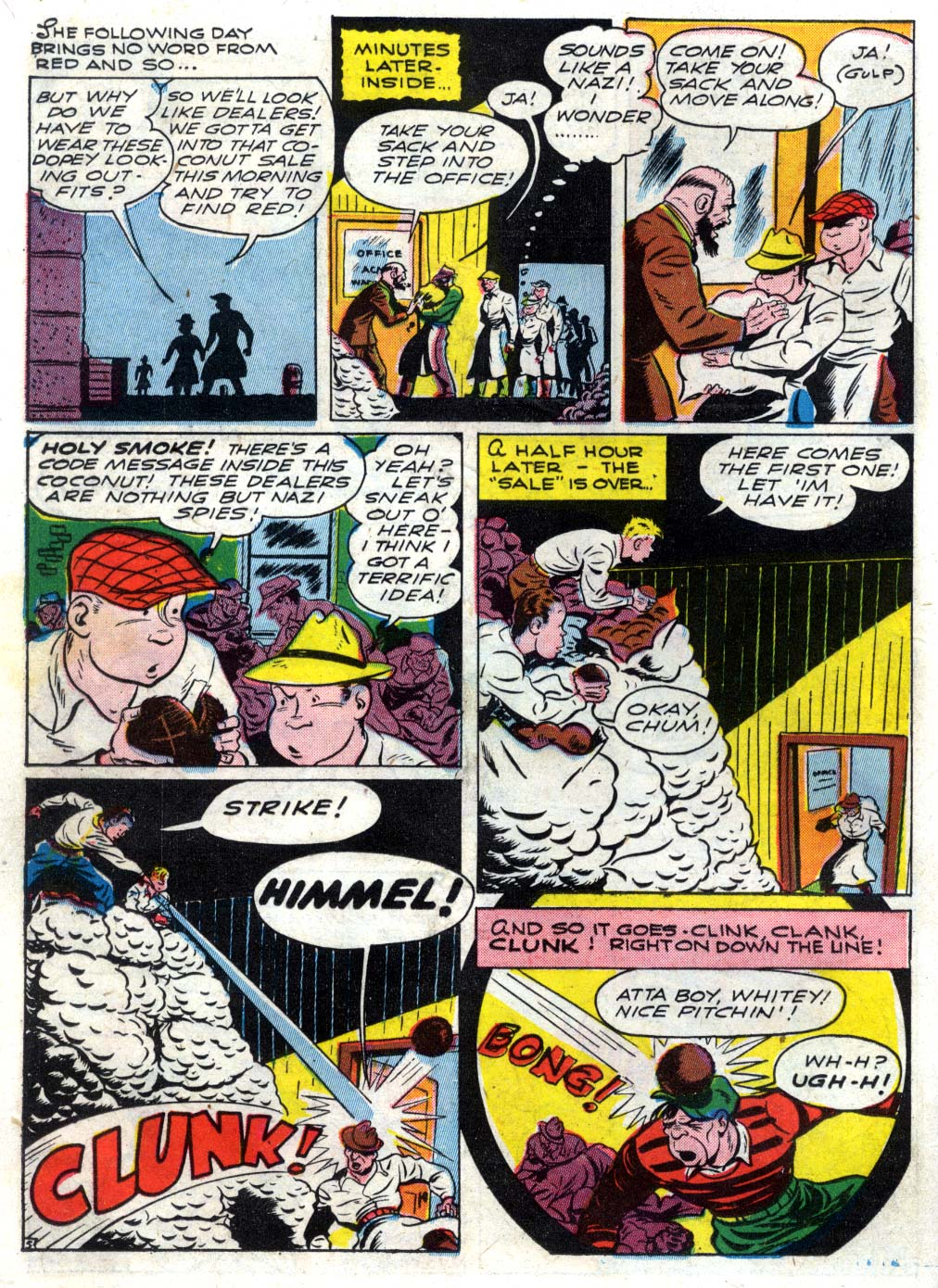 Read online All-American Comics (1939) comic -  Issue #55 - 44