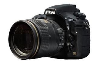 Harga dan Spesifikasi Kamera DSLR Nikon D810