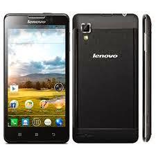 Spesifikasi Handphone Lenovo P 780 - Black