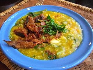 6 Makanan Khas Sulawesi Utara Adalah Tinutuan DLL Beserta Gambarnya dan Penjelasannya