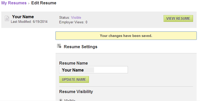 Getting Abroad For Work Cv Settings In Monster Com