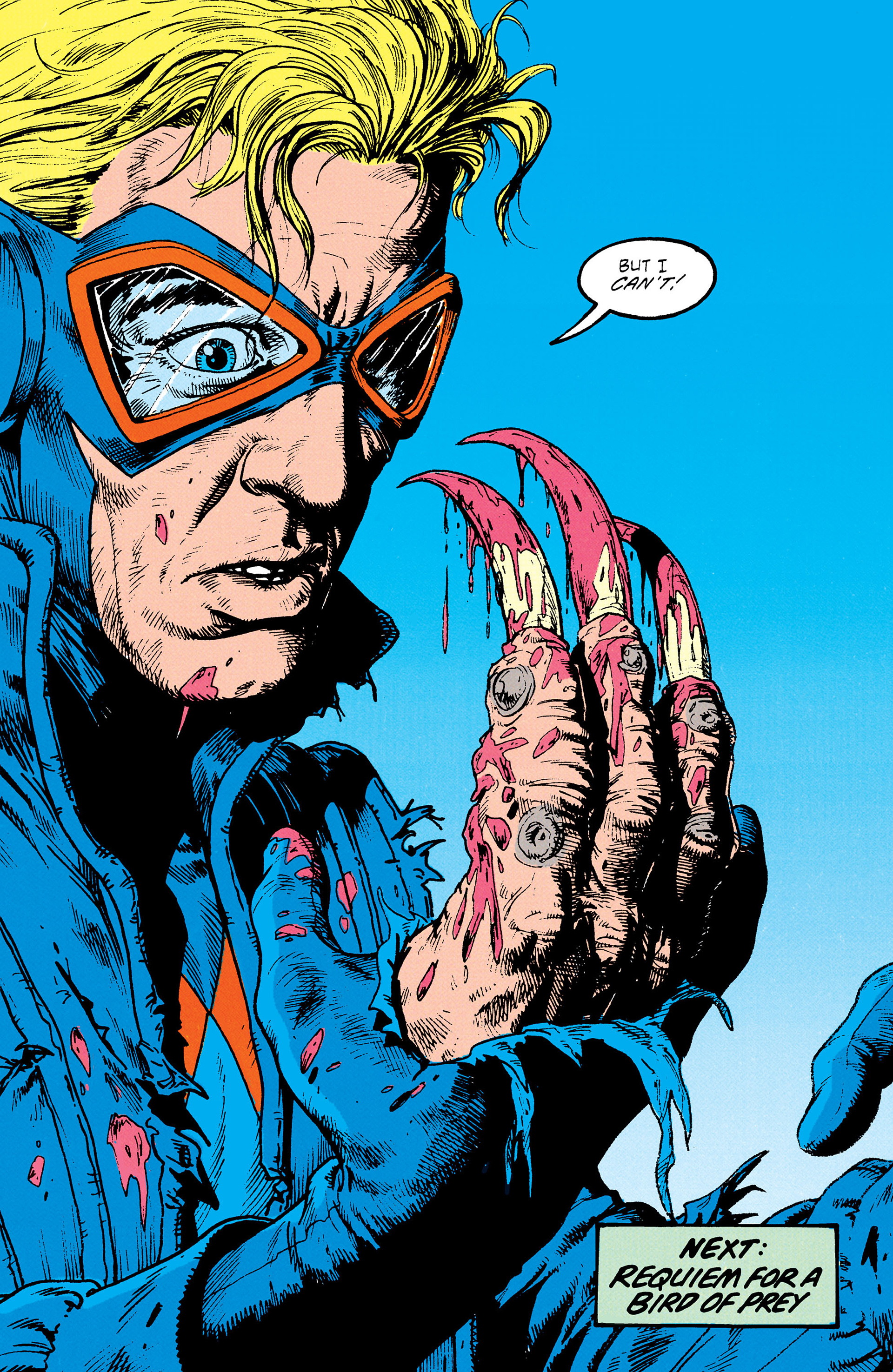 Read online Animal Man (1988) comic -  Issue #33 - 25