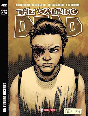 The Walking Dead #42 - Un futuro incerto