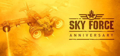 Sky Force Anniversary Build 355050 + Crack (GDrive)