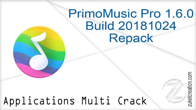 PrimoMusic Pro 1.6.0 Build 20181024 Repack
