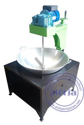 Mesin Penggoreng Bawang