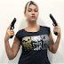"""""""O melhor remédio pra estuprador é uma bala na testa!"""", afirma ex-feminista com foto polêmica"""