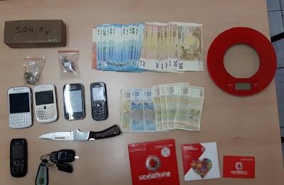 Συνελήφθησαν δύο Βούλγαροι και μία Ρουμάνα μέλη οργανωμένου κυκλώματος, το οποίο δραστηριοποιούνταν στην εισαγωγή ναρκωτικών από τη Βουλγαρία στην Ελλάδα και την περαιτέρω διακίνηση τους στη Δράμα και τη Θεσσαλονίκη.